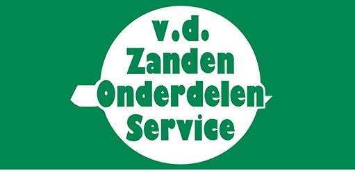 v.d. Zanden Onderdelen Service logo